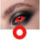 Цветные линзы ELITE Lens модель «Рэд» мини-склеры