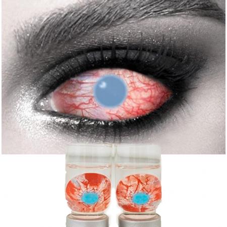 Склеральные линзы ELITE Lens «Зомби»