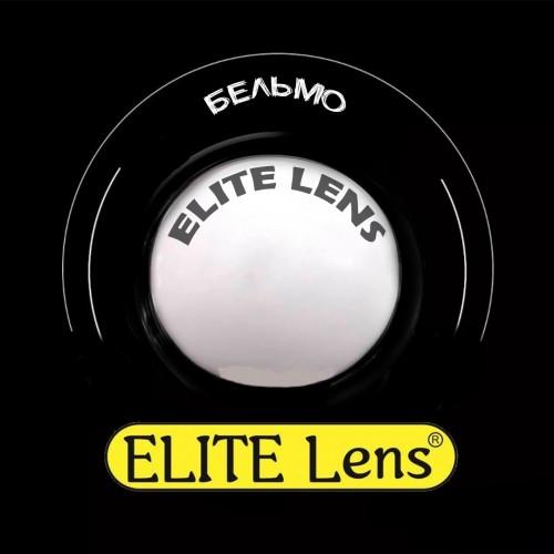 Слепые линзы крейзи модель «Бельмо»