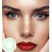 Зеленые цветные линзы с Диоптриями «Айс Грин»